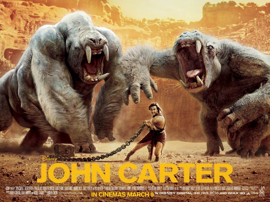 John-Carter-2-poster-Teil1-Taylor-Kitsch